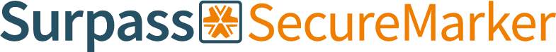 Surpass SecureMarker Logo